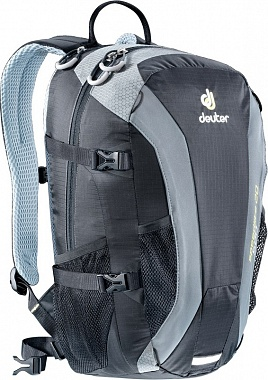Купить Рюкзак Deuter Speed lite 20 black-titan,