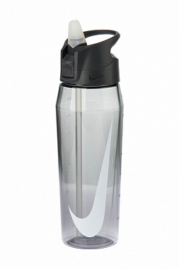 Купить Бутылка для воды Nike TR Hypercharge Straw Bottle 32oz antracite/cool grey/white,