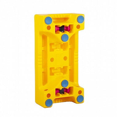 Купить Степ Aqquatix Puzzle Step With Blue Suction Caps AFT0018B,