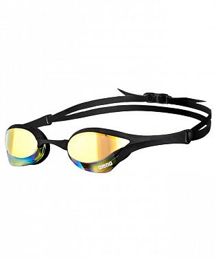 Купить Очки Arena Cobra Ultra Mirror (1E032 55) Yellow revo/Black/Black,