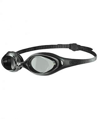 Купить Очки Arena Spider Smoke/Black/Black, 000024 555,